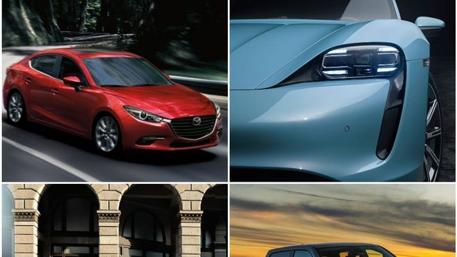 Best Car Brands 2020.La Auto Show Mazda Kia Porsche Ram Among Best 2020