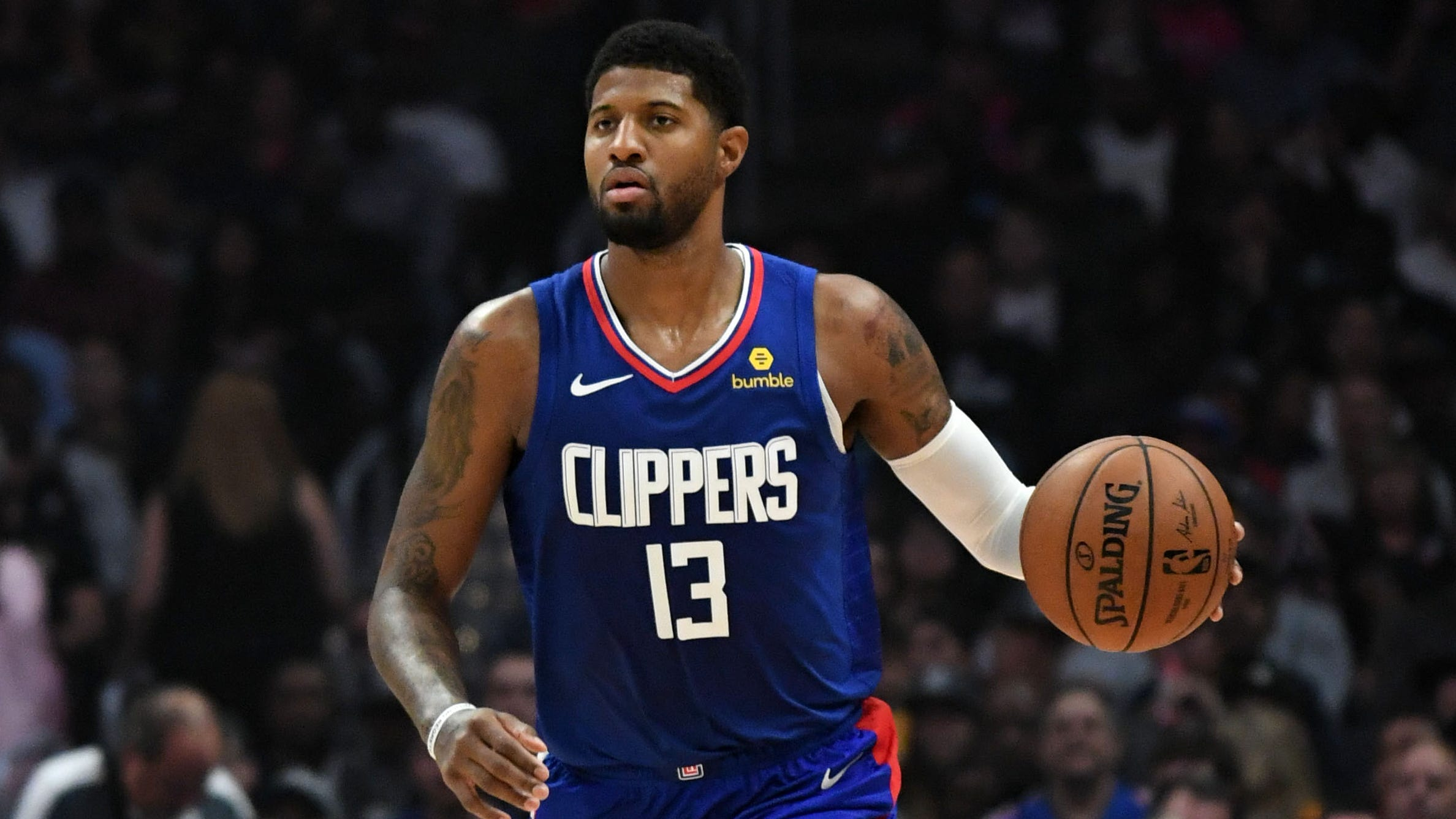 Image result for paul george clippers""