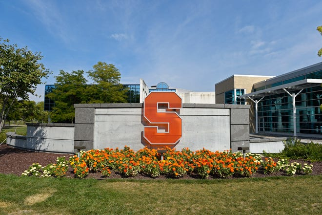 Syracuse Chancellor Ken Syverud agreed to the demands of students protesting the university's handling of a two-week run of almost daily racist, anti-Semitic incidents.