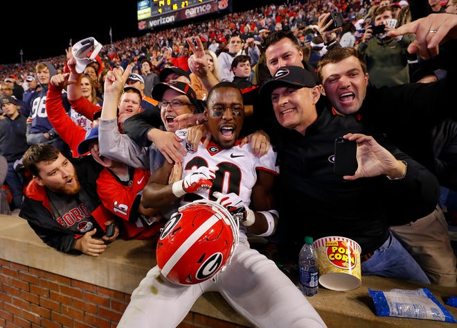 College Football Winners Losers For Week 12 Led By Georgia