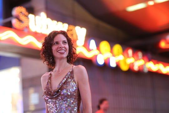Singer-songwriter Abbie Gardner in New York City.