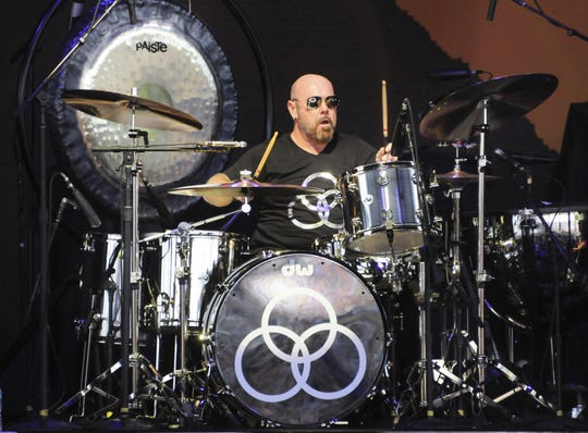 Jason Bonham, pictured at the Coral Sky Amphitheatre on August 1, 2017 in West Palm Beach, Fla.