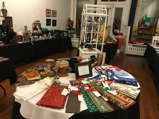 The Earlville Opera House will hold its 22nd annual Holiday Gift Shop on the first floor of its history 19th-century building.