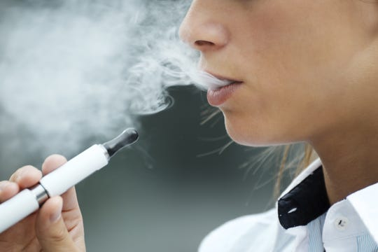 Millions of teens are vaping every day.