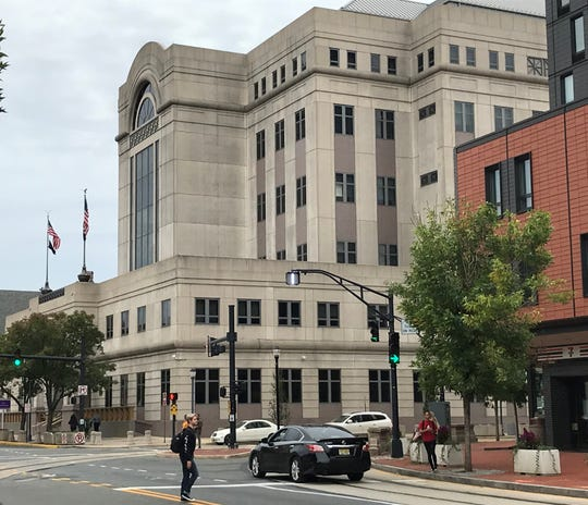 A Brooklawn man is charged in Camden federal court with conspiring to intimidate minorities.