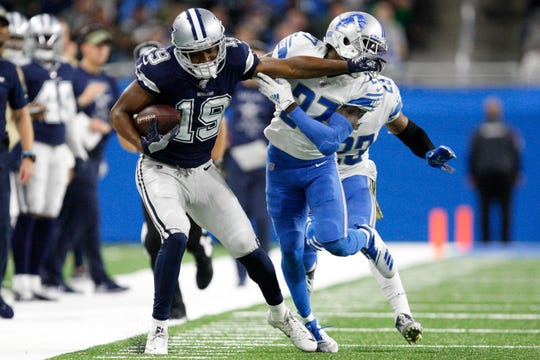 Dallas Cowboys WR Amari Cooper is one of the few pass catchers who'll find a big deal waiting for him in free agency.