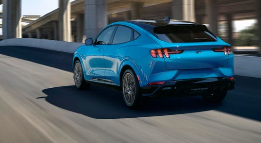 Mustang Mach-E GT Performance Edition brings the thrills that Mustang is famous for.