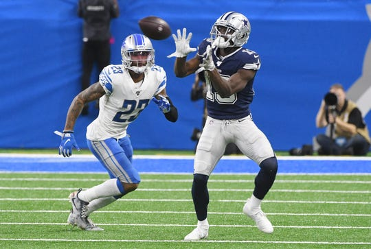 The Lions defense coughed up 509 yards of total offense to the Cowboys on Sunday.