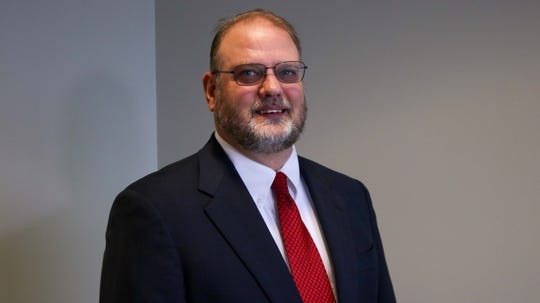 Scott Kinney was named the new CEO of the Evansville Vanderburgh Public Library.