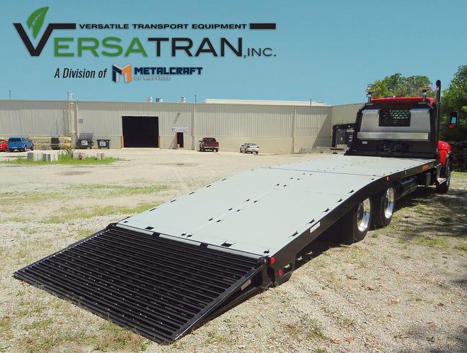 Metalcraft of Mayville acquired VersaTran, Inc. on Nov. 18.