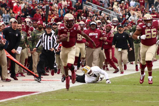 FSU is 4-4 when James Blackman starts at quarterback for the Seminoles.