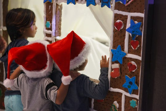 Hyatt Regency Guam's annual Gingerbread Housewarming event is set for December 3, 2019 with activities for the children and a visit from Santa.