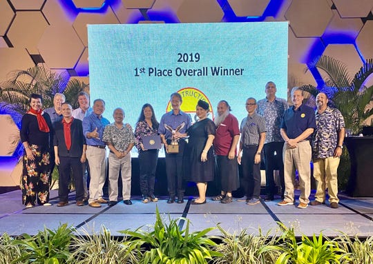 Black Construction Corporation swept the 2019 Guam Contractors Association Excellence in Construction awards.