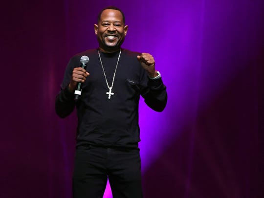 Martin Lawrence will perform Feb. 23 at Bankers Life Fieldhouse.