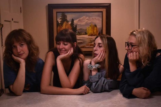 Speech Fuzz is Lafayette's own twee pop, indie-rockband. The group is working on its debut, aesthetic-filled album and music videos.