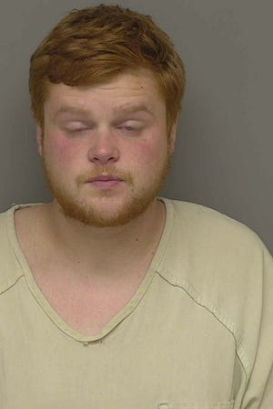Cade Eversole is charged with one count forging/counterfeiting a lottery ticket and one of unauthorized computer use.