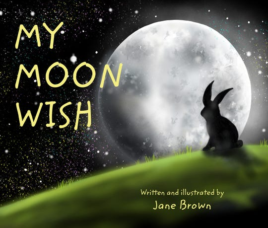 """""""My Moon Wish"""" by Jane Brown"""