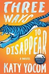 """""""Three Ways to Disappear"""" by Katy Yocom"""
