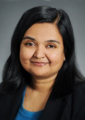 Smriti Khare is a pediatrician and president of Children's Primary Care