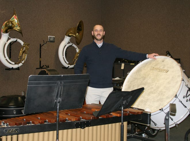 Norfork-area native Bruce Shaver will conduct the Mountain Home Symphony's Winter Concert Saturday at The Sheid at Arkansas State University-Mountain Home. Shaver is serving his third year with the symphony, as well as the band director for the Flippin School District.