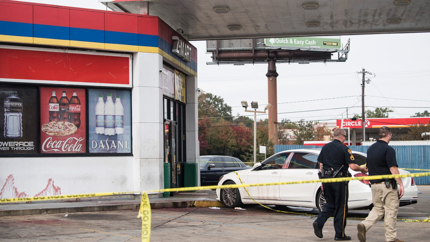 Auto Mart Montgomery Al >> Man Stabbed At Z Mart Gas Station On Ann St Dies From Wounds