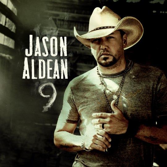 "Jason Aldean's new album ""9"" features 16 songs —his longest studio effort to date."