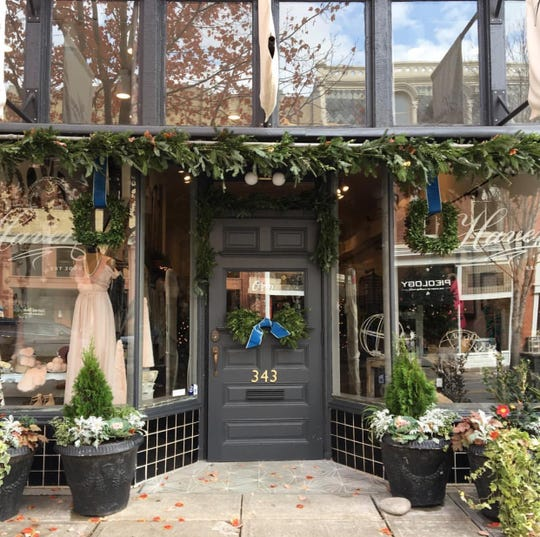 Haven, a boutique in downtown Franklin, has closed its doors and moved to Nashville.