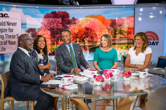 """Al Roker, Sheinelle Jones and Craig Melvin will bring """"The 3rd Hour of Today"""" to Nashville on Friday."""