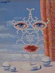 """Magritte: Reflections on Another World"" opens Dec. 1 at Naples' Baker Museum."