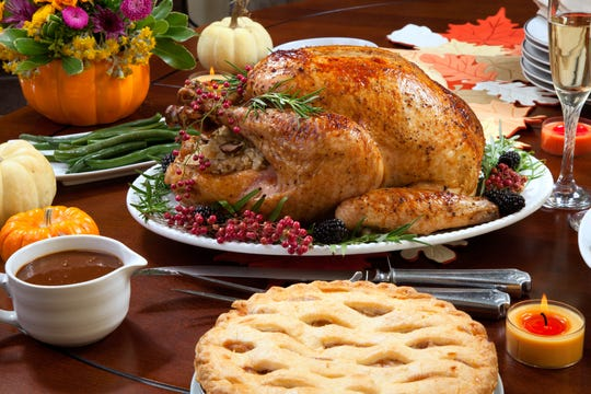 No matter where you have Thanksgiving, be sure to wear your eating pants because these local Las Cruces restaurants will be offering Thanksgiving Day meals on Nov. 28. Just be sure to make a reservation in advance so you don't miss out on a seat at the table.