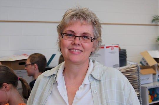 Sally Erickson.