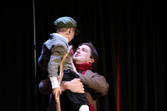 """A Christmas Carol"" is coming to Beckets in a dinner theatre event starting Dec. 12."