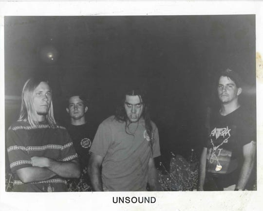 Unsound plays The Hood Bar and Pizza in Palm Desert, Calif. on Nov. 23, 2019.