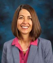 Ember Conley, Mesa Public Schools superintendent.