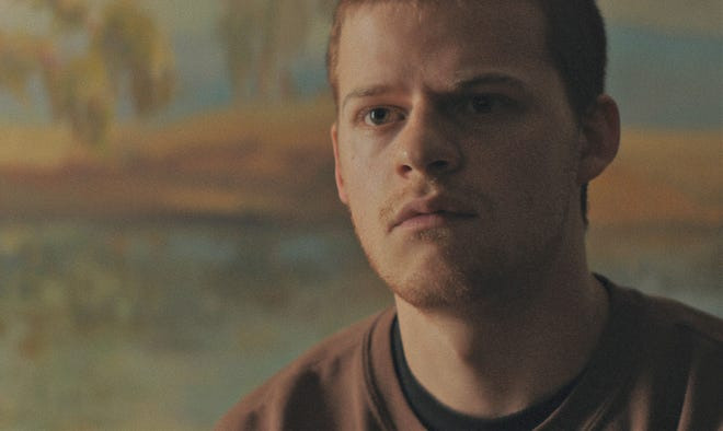 "Lucas Hedges stars in ""Honey Boy."""