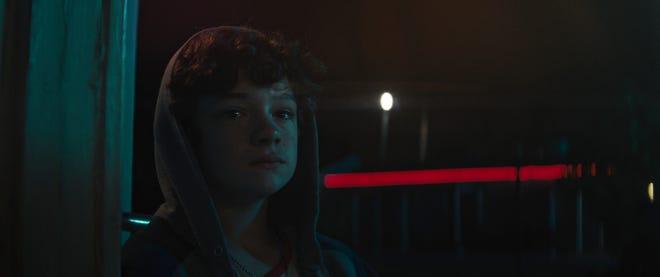 "Noah Jupe stars in ""Honey Boy."""