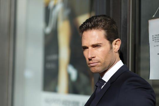 """Sebastián Rulli, interpreta a Miguel Garza en """"El Dragón"""", una serie que en Estados Unidos solo se puede ver en exclusiva por Univision."""