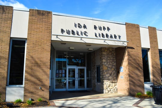 Ida Rupp Public Library announces activities for the main library and its branches.