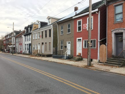 York's South Penn Street has been identified as a neighborhood that has seen little investment since the York race riots 50 years ago.