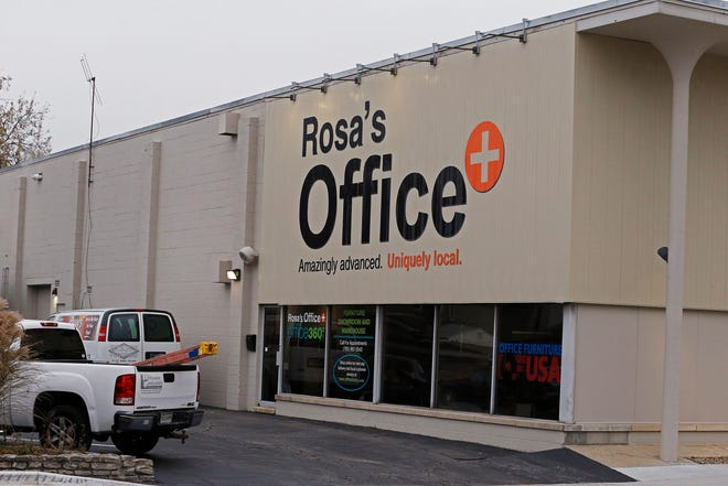 Ryan's Flooring will move into the former Rosa's Office Plus building early in 2020.