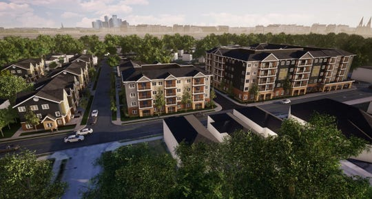 CDS Monarch is proposing a 164-unit affordable housing development at Joseph and Clifford avenues with integrated supportive services for families, people with mental health conditions and survivors of domestic violence.