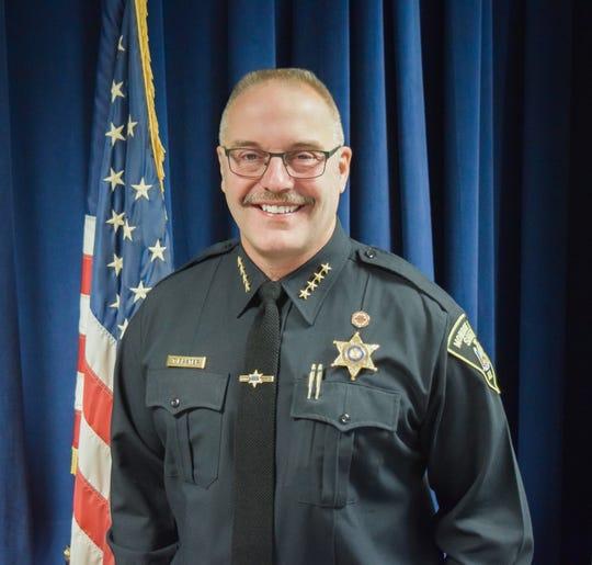 Monroe County Sheriff Todd K. Baxter