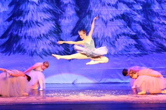 "Shreveport Metropolitan Ballet will present ""The Nutcracker"" at 6:30 p.m. Dec. 14 and 3 p.m. Dec. 15 at Riverview Theater in Shreveport."