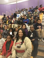LSUS had a full house today at The Dock for the Fourth Annual Champions of Character game.