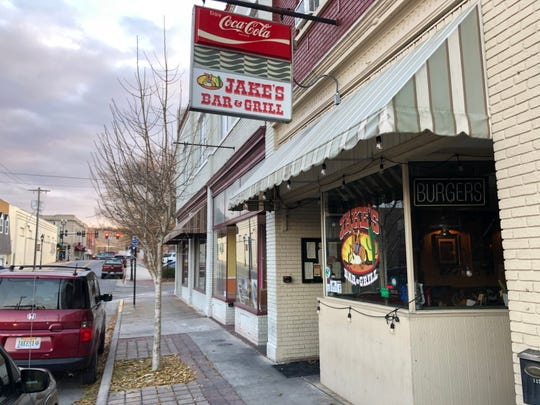Jake's Bar and Grill in Waynesboro closed earlier this month (November 2019).