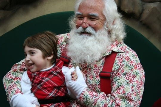 A sensory-friendly Santa event catered to all children with special needs comes to Governor's Square Mall Sunday, Nov. 24, 2019.