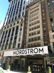 Nordstrom opened Oct. 24, 2019 at the corner of 57th and Broadway in Manhattan.