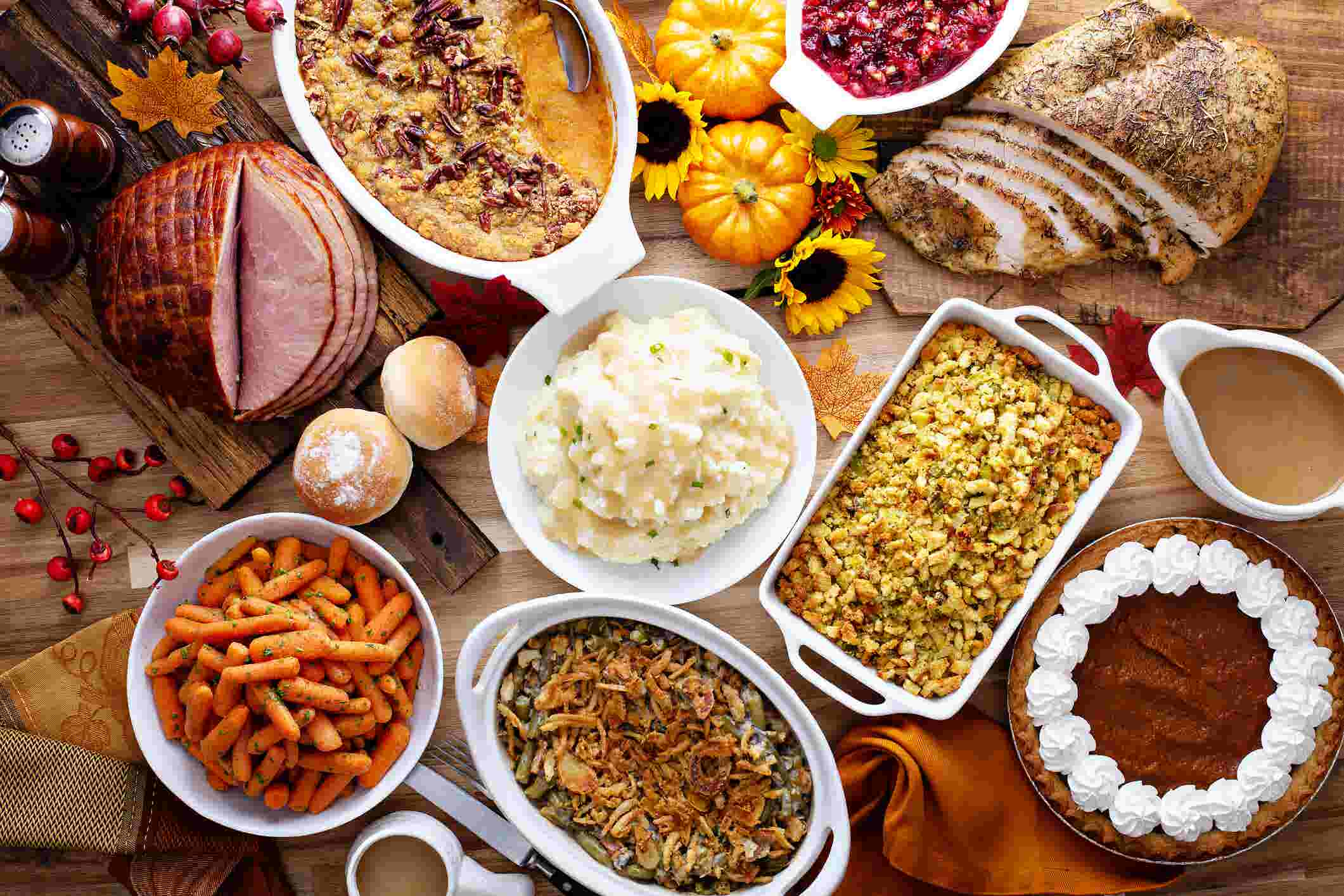 5 traditional Thanksgiving dishes Americans secretly hate