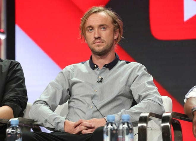 Tom Felton says it's always a 'treat' to run into Emma Watson