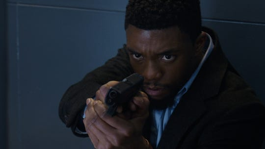 Chadwick Boseman shuts down Manhattan in '21 Bridges' trailer